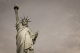 Statue of Liberty, New York, United States of America, North America Papier Photo par Amanda Hall