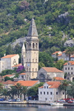 Churches of Our Lady of the Rosary and St. Nicholas, Early Morning, Perast Photographic Print by Eleanor Scriven
