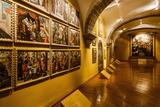 The Pinacoteca at Santo Domingo Church at the Qorikancha, Cuzco, Peru, South America Photographic Print by Yadid Levy