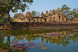 Muang Tham Temple, Khmer Temple from Period and Style of Angkor, Buriram Province, Thailand Photographic Print by Tuul