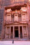 The Treasury, Petra, UNESCO World Heritage Site, Jordan, Middle East Photographic Print by Neil Farrin
