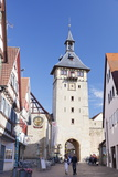 Oberer Torturm Tower, Marbach Am Neckar, Neckartal Valley Photographic Print by Markus Lange