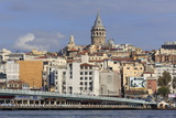 Galata Tower, Istanbul, Turkey, Europe Photographic Print by Richard Cummins