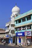 Richard Cummins - Sikh Temple in Port Blair, Andaman Islands, India, Asia Fotografická reprodukce