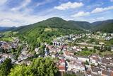 Hornberg, Black Forest, Baden Wurttemberg, Germany, Europe Photographic Print by Markus Lange