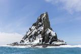 Point Wild, Elephant Island, South Shetland Islands, Antarctica, Polar Regions Photographic Print by Michael Nolan