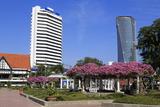 Medeka Square and Skyscrapers, Kuala Lumpur, Malaysia, Southeast Asia, Asia Photographic Print by Richard Cummins