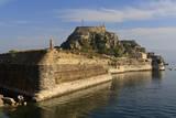 Old Fortress, Corfu Town, Corfu, Ionian Islands, Greek Islands, Greece, Europe Photographic Print by Eleanor Scriven