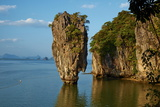 Phang Nga Bay, Ao Phang Nga National Park, Ko Khao Phing Kan Island Photographic Print by Tuul