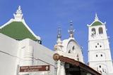 Kamplung Kling Mosque, Melaka (Malacca), Malaysia, Southeast Asia, Asia Photographic Print by Richard Cummins