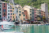Harbour View, Porto Venere, Cinque Terre, UNESCO World Heritage Site, Liguria, Italy, Europe Photographic Print by Peter Groenendijk