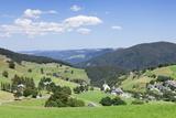 Hofsgrund, Schauinsland Mountain, Black Forest, Baden Wurttemberg, Germany, Europe Photographic Print by Markus Lange