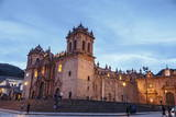 The Cathedral in Plaza De Armas, Cuzco, UNESCO World Heritage Site, Peru, South America Photographic Print by Yadid Levy