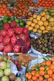 Fruit in Sihanoukville Market, Sihanouk Province, Cambodia, Indochina, Southeast Asia, Asia Photographic Print by Richard Cummins