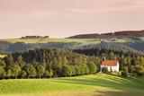 Chapel Ohmenkapelle, Sankt Margen, Black Forest, Baden Wurttemberg, Germany, Europe Photographic Print by Markus Lange