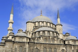 Yeni Mosque, Eminonu and Bazaar District, Istanbul, Turkey, Europe Photographic Print by Richard Cummins
