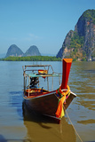 Phang Nga Bay, Ao Phang Nga Bay National Park, Krabi Province, Thailand, Southeast Asia, Asia Photographic Print by Tuul