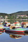 Schluchsee Lake, Black Forest, Baden Wurttemberg, Germany, Europe Photographic Print by Markus Lange
