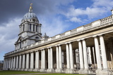 The Old Royal Naval College, Greenwich, London, England, United Kingdom, Europe Photographic Print by Charlie Harding