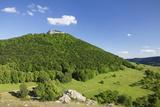 Teck Castle, Kirchheim Teck, Swabian Alb, Baden Wurttemberg, Germany, Europe Photographic Print by Markus Lange