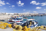Venetian Harbour, Iraklion (Heraklion) (Iraklio), Crete, Greek Islands, Greece, Europe Photographic Print by Markus Lange