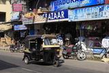 Street Scene in Port Blair, Andaman Islands, India, Asia Photographic Print by Richard Cummins