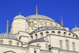 Blue Mosque, UNESCO World Heritage Site, Sultanahmet District, Istanbul, Turkey, Europe Photographic Print by Richard Cummins