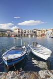 Old Venetian Harbour, Rethymno (Rethymnon), Crete, Greek Islands, Greece, Europe Photographic Print by Markus Lange