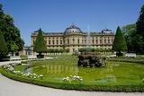 The Residence Palace, UNESCO World Heritage Site, Wurzburg, Bavaria, Germany, Europe Photographic Print by Robert Harding