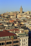 Beyoglu District, Istanbul, Turkey, Europe Photographic Print by Richard Cummins