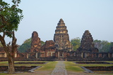 Phimai Khmer Temple, Ratchasima Province, Thailand, Southeast Asia, Asia Photographic Print by Tuul