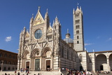 Cathedral of Siena, Tuscany, Italy, Europe Photographic Print by Simon Montgomery