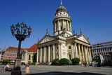 The Concert House (Konzerthaus), Gendarmenmarkt, Berlin, Germany, Europe Photographic Print by Robert Harding