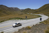 Lindis Pass, Near Omarama, Otago, South Island, New Zealand, Pacific Photographic Print by Stuart Black