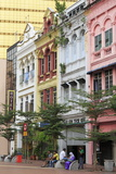 Dutch Gables in Old Market Square, Kuala Lumpur, Malaysia, Southeast Asia, Asia Photographic Print by Richard Cummins