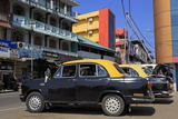 Taxis in Port Blair, Andaman Islands, India, Asia Photographic Print by Richard Cummins