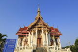 Wat Chamongkron Royal Monastery, Pattaya City, Thailand, Southeast Asia, Asia Photographic Print by Richard Cummins