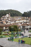Plaza De Armas, Cuzco, UNESCO World Heritage Site, Peru, South America Photographic Print by Yadid Levy
