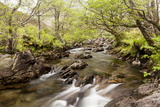 The River Undalain in Glen Undalain, Highlands, Scotland, United Kingdom, Europe Photographic Print by Julian Elliott