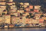 Town of Sanyer on the Bosphorus Strait, Istanbul, Turkey, Europe Photographic Print by Richard Cummins