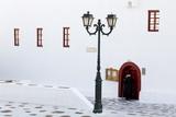 Ano Mera Monastery, Mykonos Island, Cyclades, Greek Islands, Greece, Europe Photographic Print by Richard Cummins