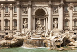 Trevi Fountain, Rome, Lazio, Italy, Europe Photographic Print by Simon Montgomery