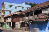 Houses in Port Blair,Andaman Islands,India,Asia Photographic Print by Richard Cummins
