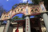Guan Yin Chinese Temple, Chinatown, Kuala Lumpur, Malaysia, Southeast Asia, Asia Photographic Print by Richard Cummins