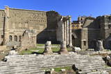 Trajan's Markets, Forum Area, Rome, Lazio, Italy, Europe Photographic Print by Eleanor Scriven
