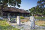 Fine Arts Museum, Citadel, Hue, Thua Thien-Hue, Vietnam, Indochina, Southeast Asia, Asia Photographic Print by Ian Trower