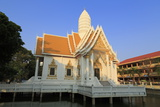 Wat Chamongkron Royal Monastery, Pattaya City, Thailand, Southeast Asia, Asia Reproduction photographique par Richard Cummins