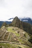 Machu Picchu, UNESCO World Heritage Site, Peru, South America Photographic Print by Yadid Levy