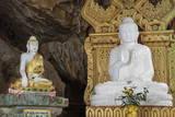 The Buddhist Pilgrimage Site of Peik Chin Myaung Cave (Maha Nan Damu Sacred Buddha Cave) Photographic Print by Stephen Studd