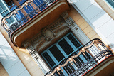 Spanish Style Balconies Photographic Print by Joelle Icard